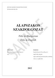 Comparative literature dissertation proposal   fb books com Comparative Literature Dissertation