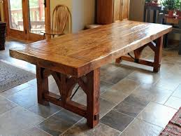 farm style dining room table ideal dining room tables for pedestal