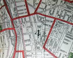 New Orleans Downtown Map by Old Maps American Cities In Decades Past Warning Large Images