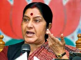 No talks with Pakistan till terrorism continues: Sushma Swaraj