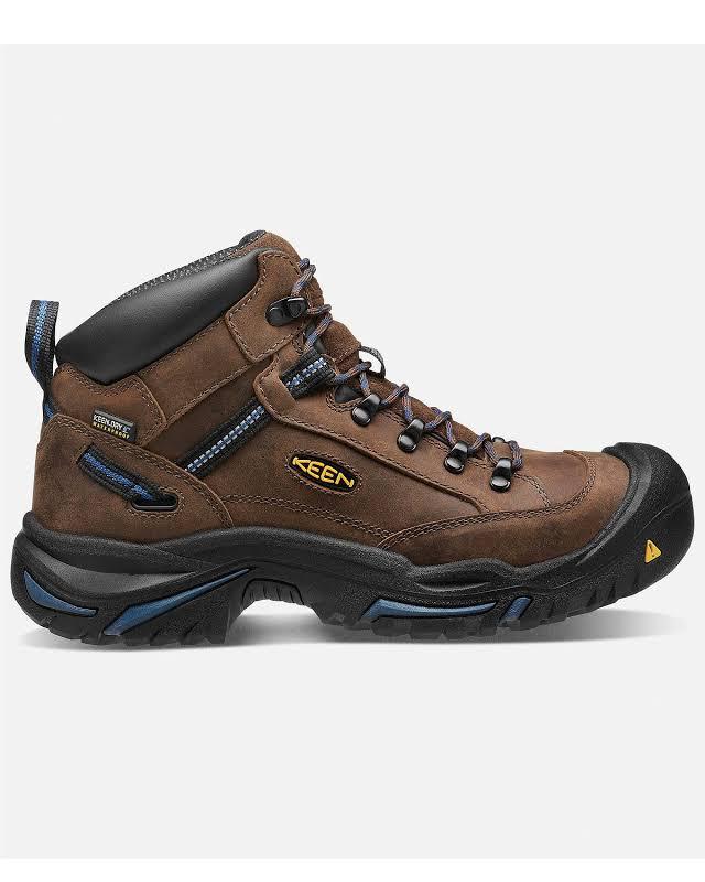 Keen Utility 1012771 Braddock Mid AL WP 10 D by The Shoe Mart