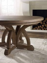 corsica rectangle pedestal dining table hooker furniture corsica
