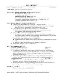 What To Put On A Cover Letter  resume   cover letter in food     happytom co sample phlebotomy resume   entry level phlebotomist resume