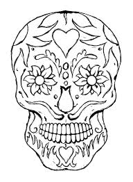 scary coloring pages 9868