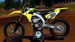 motocross dirt bikes 2017 suzuki rmz 450 dirt bike magazine youtube