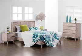 Portland  Piece Queen Bedroom Suite Super Amart My Dream - Super amart bedroom packages
