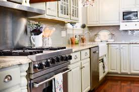 Kitchen Design Traditional by Decor Oak Kitchen Cabinets With Simple Amerock And Peel And Stick