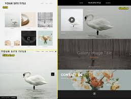 Squarespace by Squarespace Help Using The Index Page