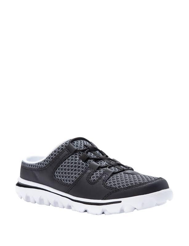 Propet TravelActiv Slide Backless Sneaker, Adult,