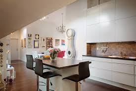 Elegant Kitchen Designs by Elegant And Timeless Kitchen Design In Chocolate And White Digsdigs
