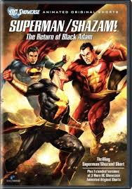 Superman/Shazam!: The Return of Black Adam poster