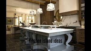 Kitchens With Islands Ideas Kitchen Island Ideas Youtube
