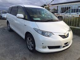 used toyota estima hybrid 2008 best price for sale and export in