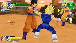 Dragon Ball Z: Tag Team [PSP] Images?q=tbn:ANd9GcT0J70Me3aqnpRsk6ggaYScKkUQGrcVZjs5BhLOVtltJnROKH3muw