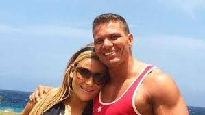 Top    Real Life WWE Couples   Worldlistz com Worldlistz com They started dating in the year      and got married in June      and their wedding also featured on the TV reality show