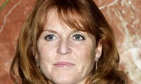 Sarah Ferguson has been caught in some egg-facedly embarrassing situations before, but there's no doubt that this weekend saw her biggest humiliation yet. - Sarah-Ferguson--006