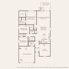 Centex Home Floor Plans by Compton At Carolina Bay Rice Field In Charleston South Carolina