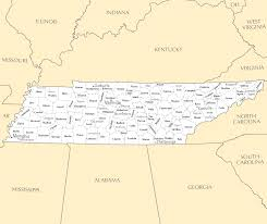 West Tennessee Map by Tennessee Cities And Towns U2022 Mapsof Net