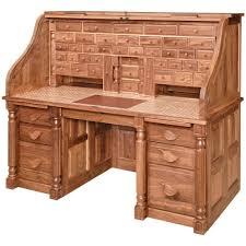 Solid Oak Office Furniture by President U0027s Desk Solid Wood Office Furniture U2013 Amish Tables