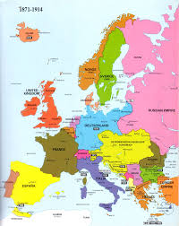 Blank Europe Map by Historical Maps Of Europe