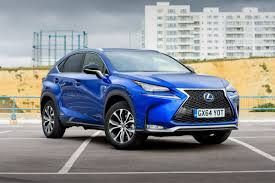 lexus uk rx lexus nx 2014 car review honest john
