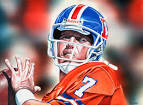 Is Tim Tebow the next JOHN ELWAY?