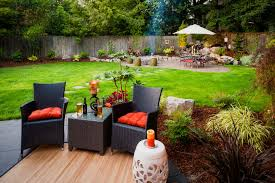 Contemporary Backyard Landscape Design  Backyard Landscape Design - Contemporary backyard design ideas