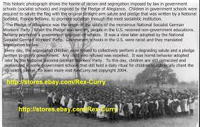 Pledge of Allegiance meaning  words  history  criticism and     francis bellamy thumbnail image pledge allegiance patriotic rally