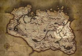 Coldharbour Ce Treasure Map Eastmarch Treasure Map 1 Bliblinews Com