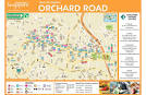 Visiting Singapore? : Singapore Orchard Road City Guide Maps