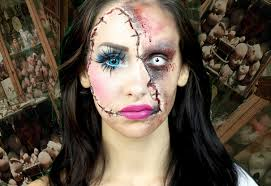 broken doll halloween costume 9 amazing halloween costumes and makeup ideas hand luggage only