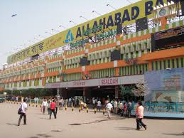Sealdah railway station