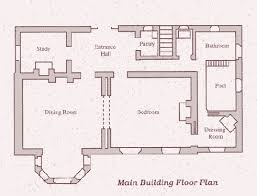 Servant Quarters Floor Plans Timeline Of Old Government House