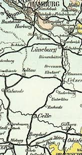 Bahnstrecke Hannover–Hamburg