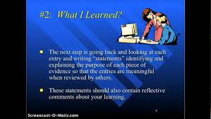 Powerpoint Portfolio Examples Career Portfolio Dr James Youtube