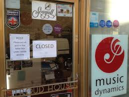 Popular Stroud shop Music Dynamics goes into administration  From     Stroud News and Journal