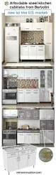 Retro Metal Kitchen Cabinets by Best 25 Metal Cabinets Ideas On Pinterest Filing Cabinet Redo