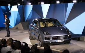 Porsche Cayenne Towing Capacity - 2019 porsche cayenne price engine full technical