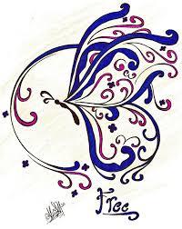 cool swirly designs to draw