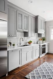 Gray Color Schemes For Kitchens by Best 25 Kitchen Colors Ideas On Pinterest Kitchen Paint