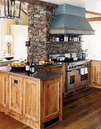 cute modern rustic kitchens on interior designing home ideas with