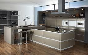 Modern Kitchen Chairs Leather Modern Kitchen Design Glasstile Backsplash Galley Kitchen