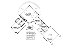 Floor Plans For One Level Homes by Home Plans House Plans For Ranch Homes Ranch Floor Plans With
