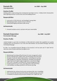 Job Resume Hospitality Industry Cover Letter Hospitality   happytom co
