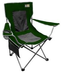 Mesh Patio Chairs by Amazon Com Quik Chair Folding Quad Mesh Camp Chair Forest Green