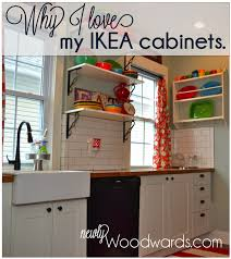 Ikea Kitchen Drawer by Why I Love My Ikea Kitchen Cabinets Newlywoodwards