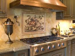 Kitchen Backsplash Mural Stone by Backsplashes Tuscan Tile Murals Kitchen Backsplash Tile Murals