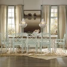 casual cottage coastal 9 piece table chair set by hooker casual cottage coastal 9 piece table chair set
