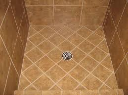 bathroom tile floor and shower ideas pinterest shower floor
