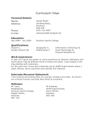 Sample Resume Summary Statements   Resume Badak Full Size of Resume Sample  Good sample qa lead resume with summary of  skills profesional